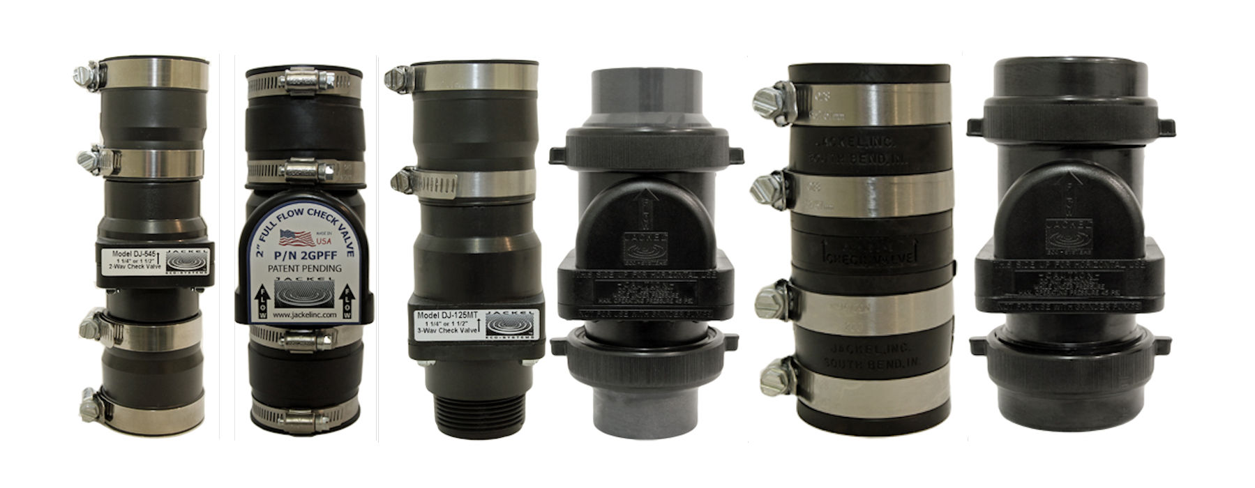Jackel_Checkvalves
